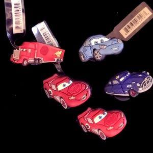 Bundle of Cars Jibbitz
